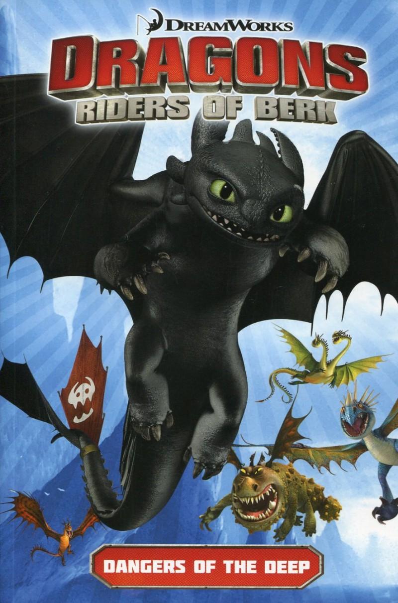 Dragons Riders of Berk GN V2