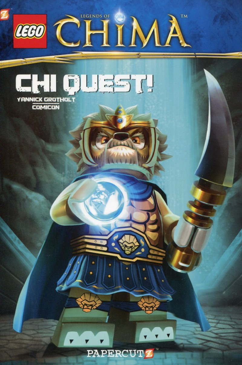 Lego GN Legends of Chima  V3 Chi Quest