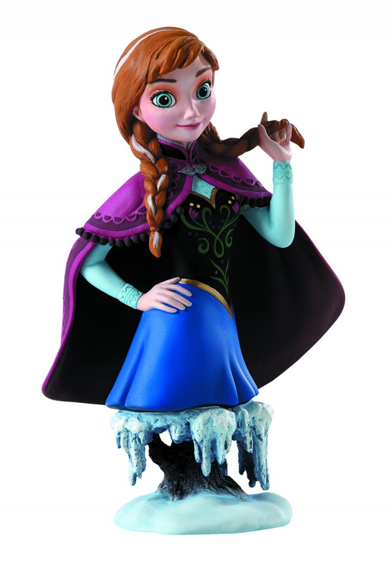 Frozen Anna Mini-Bust Grand Jester