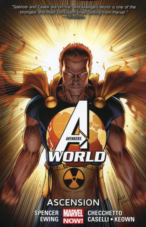 Avengers World TP V2  Ascension