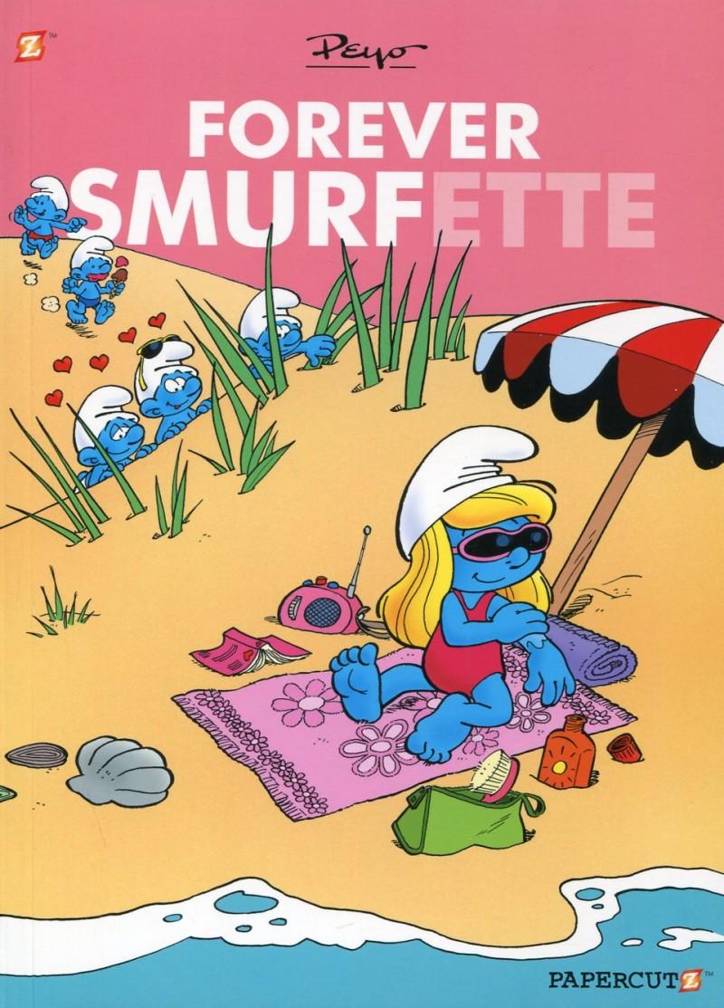 Forever Smurfette GN