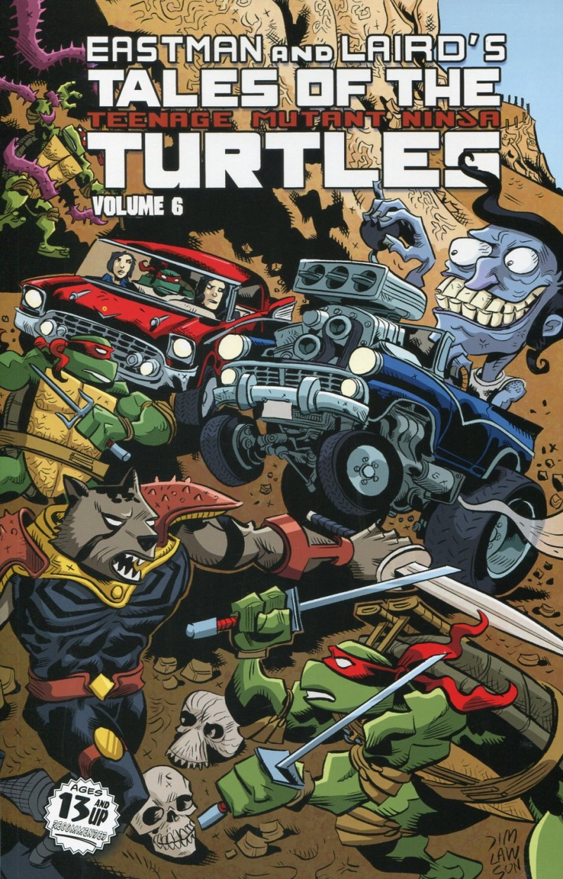 TMNT TP Tales of V6