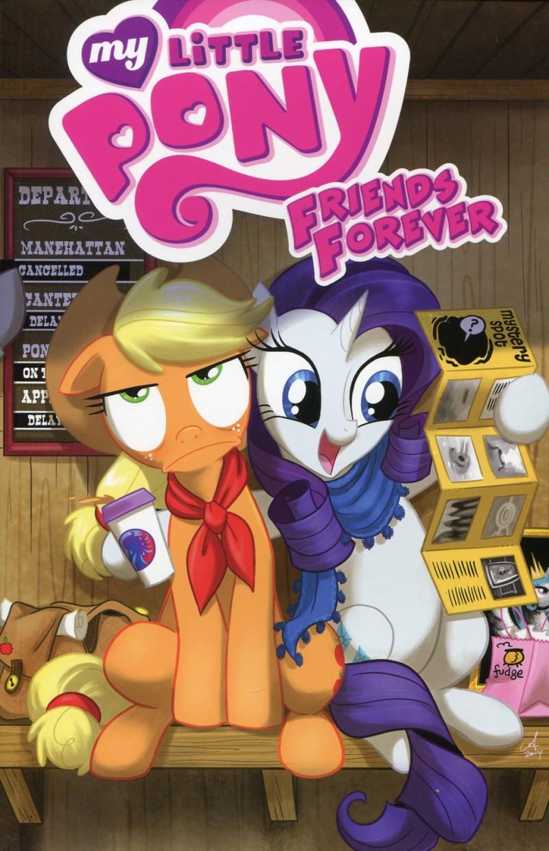 My Little Pony TP Friends Forever TP V2