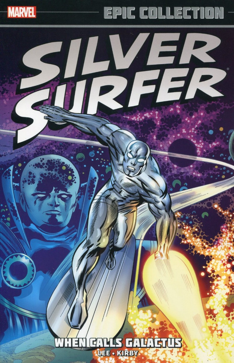 Silver Surfer TP Epic Col When Calls Galact