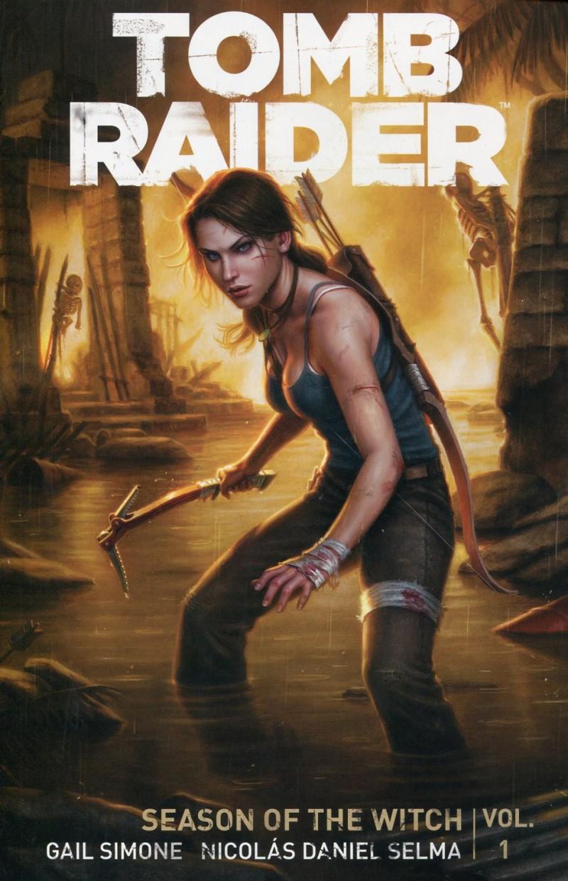 Tomb Raider TP Simone V1  Season of Witch