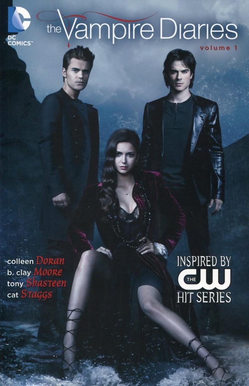 Vampire Diaries TP