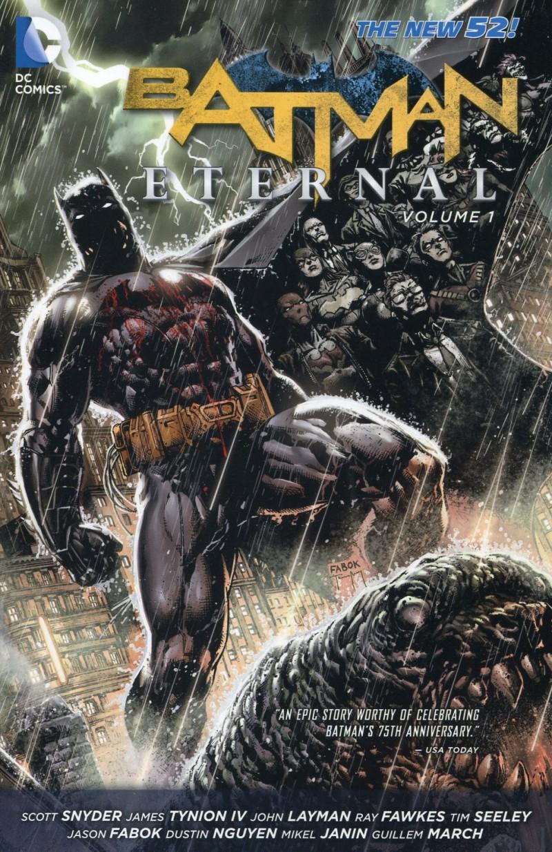 Batman TP Eternal V1