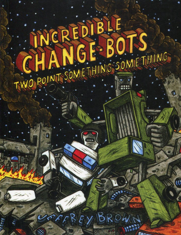 Incredible Change Bots GN Two Point Something