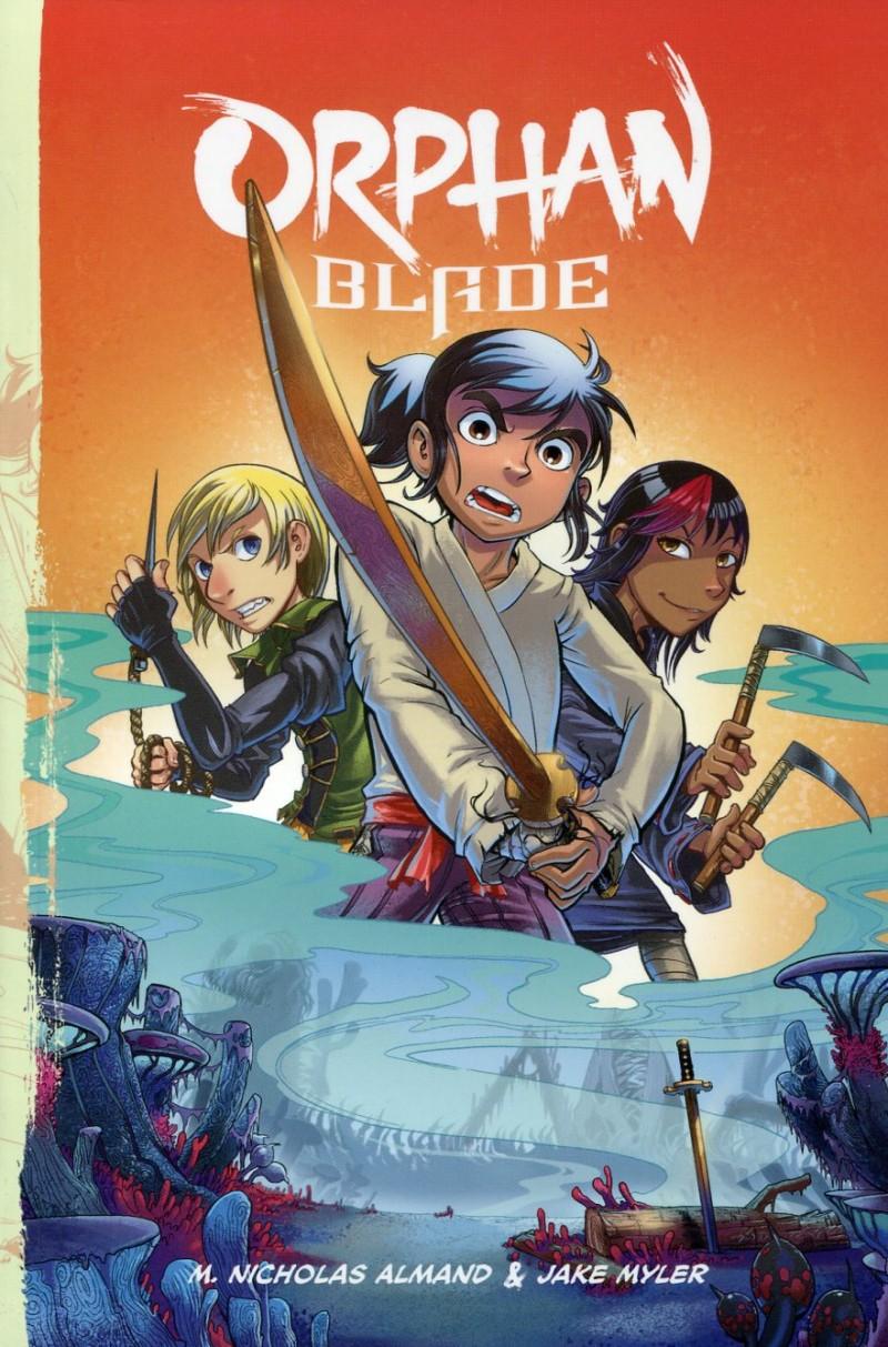 Orphan Blade GN