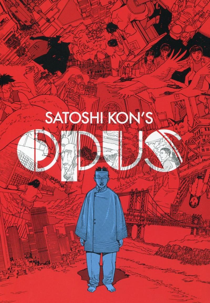 Satoshi Kon Opus TP