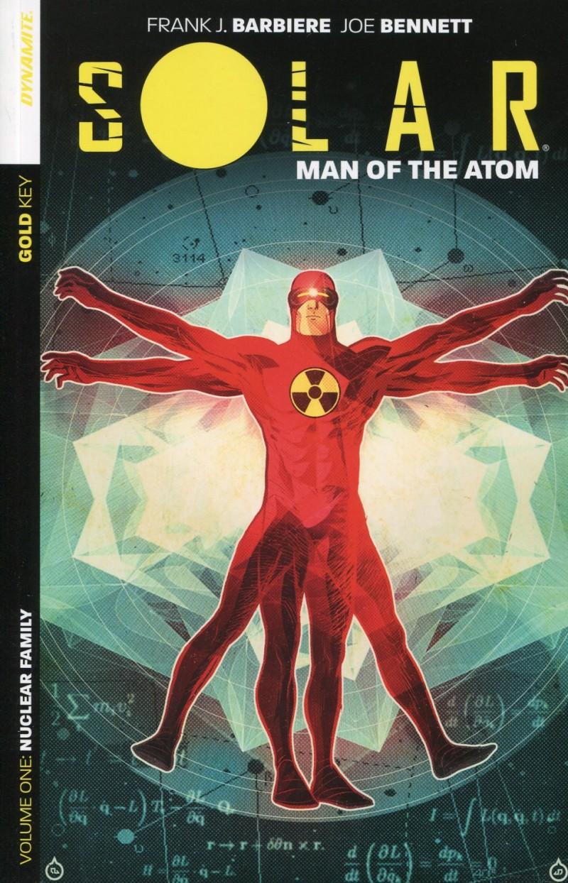 Solar Man of Atom TP V1