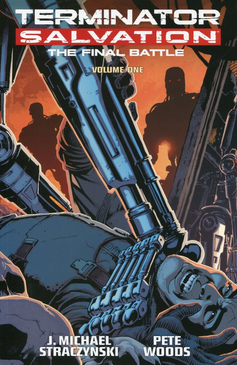 Terminator Salvation  Final Battle TP V1