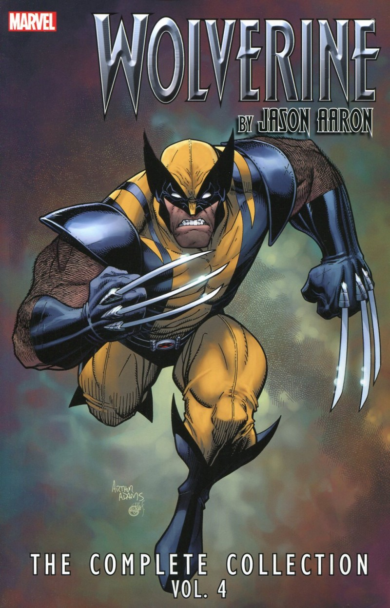 Wolverine TP Jason Aaron  V4 Complete Collection