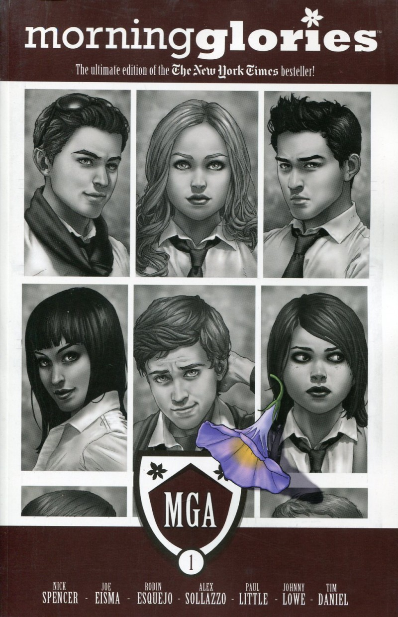 Morning Glories TP V1 Compendium