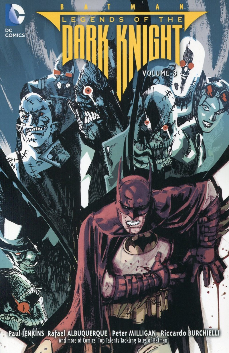 Batman TP Legends of the  Dark Knight V3