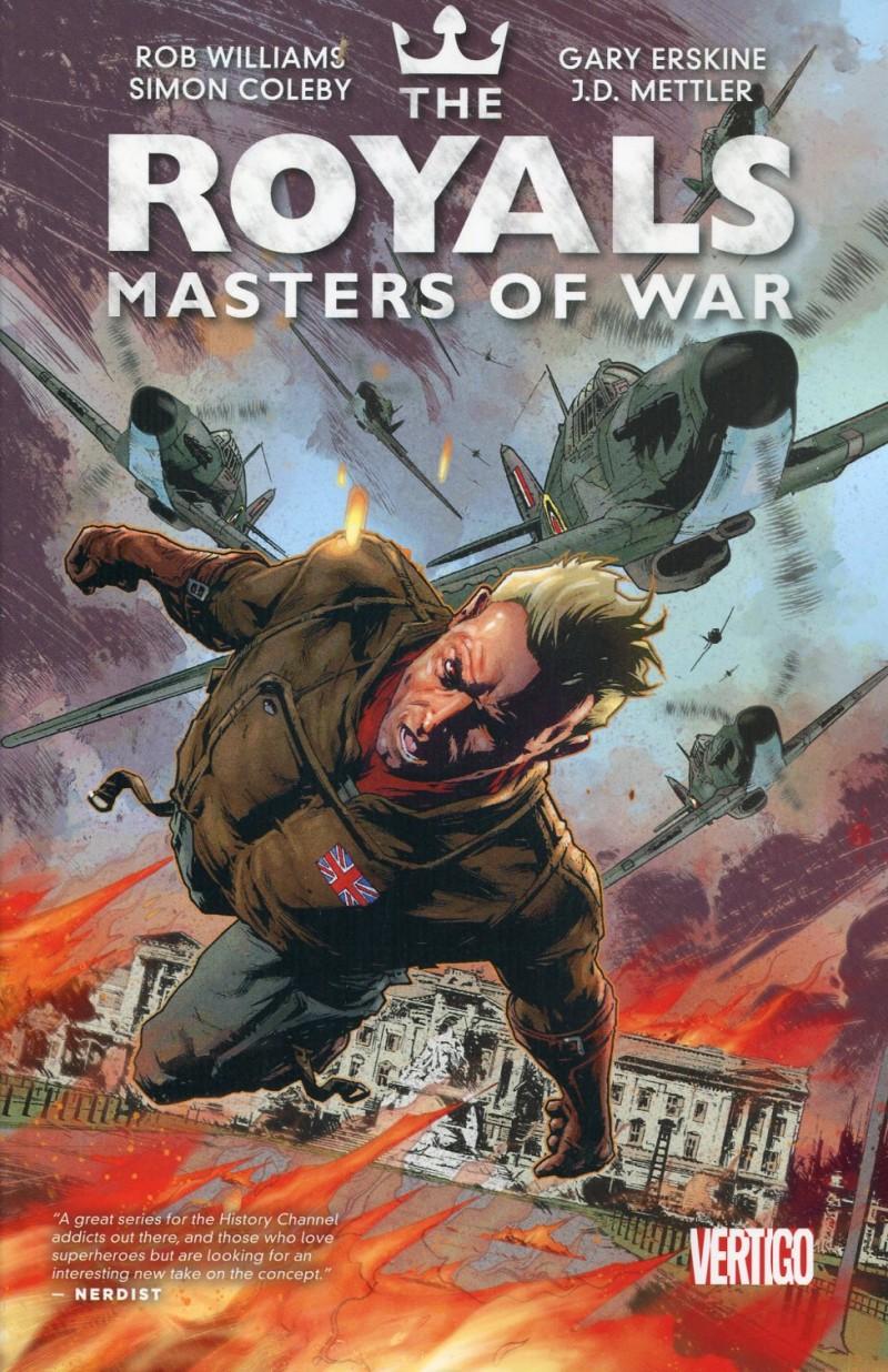 Royals Masters of War TP