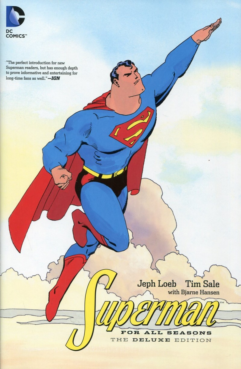 Superman HC For All Seasons Deluxe Ed