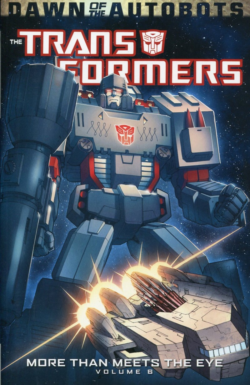 Transformers TP More Than Meets The Eye Series V6
