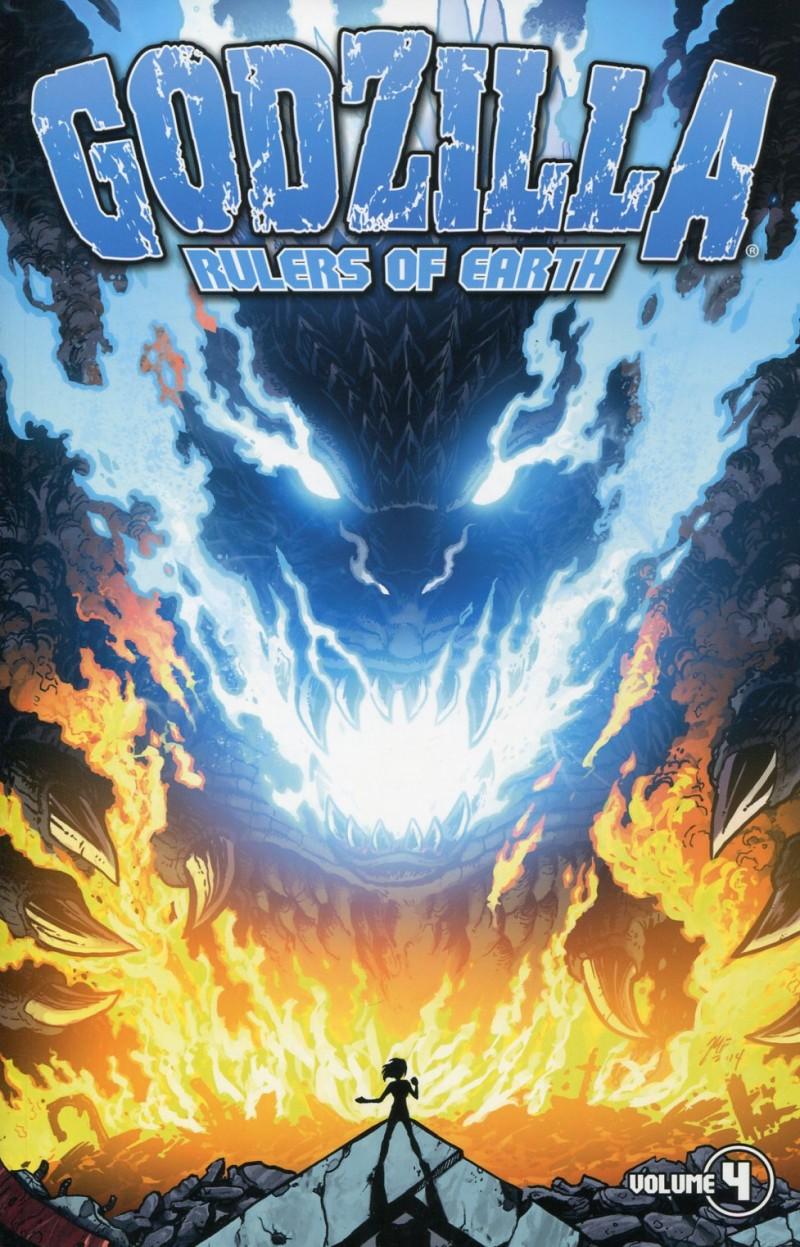 Godzilla TP Rulers of the Earth V4