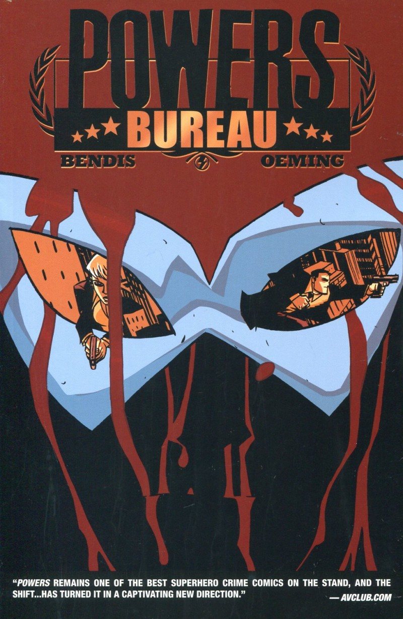 Powers Bureau TP V2 Icons
