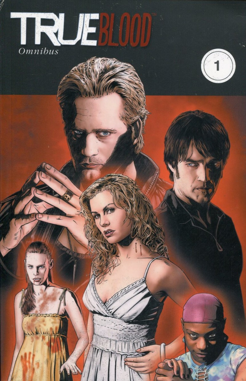 True Blood TP Omnibus V1
