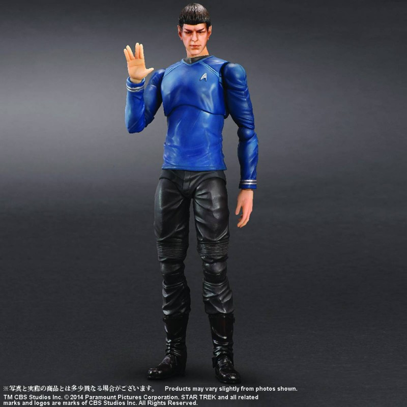 Star Trek Play Arts Kai Spock