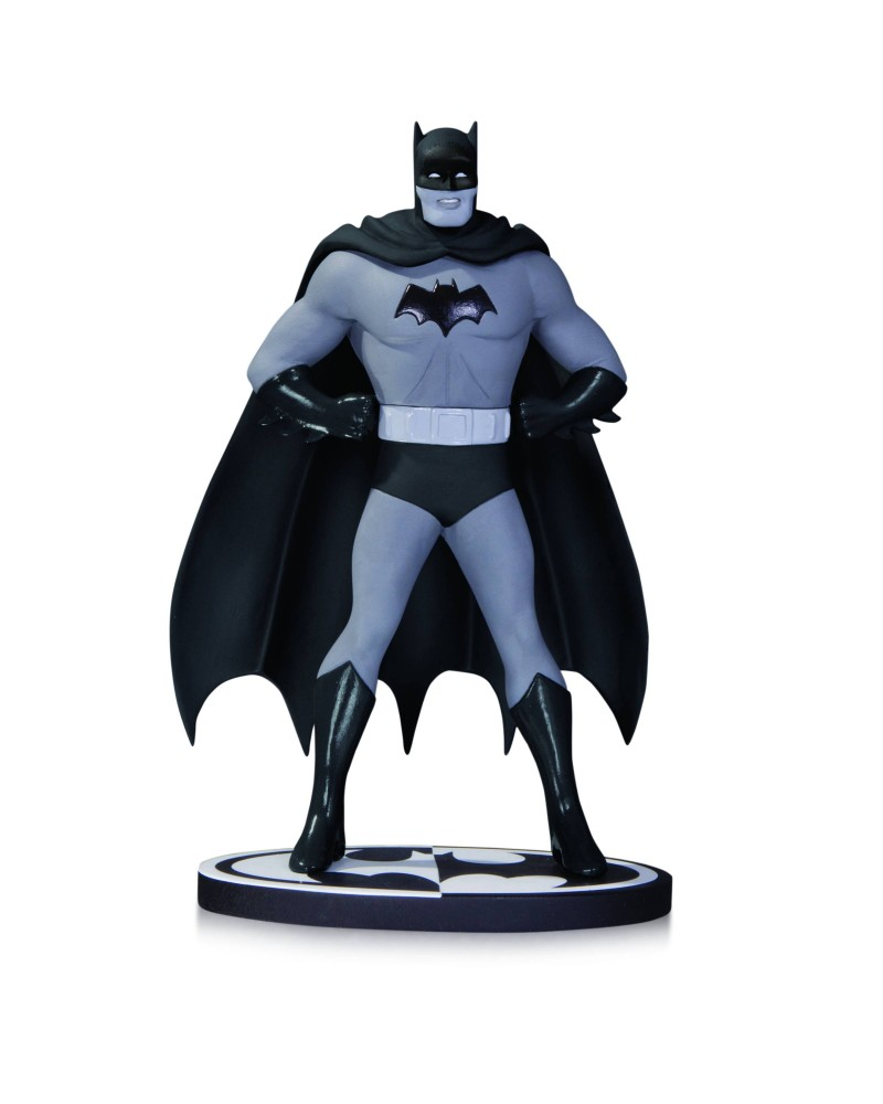 DC Statue Batman B&W  by Dick Sprang