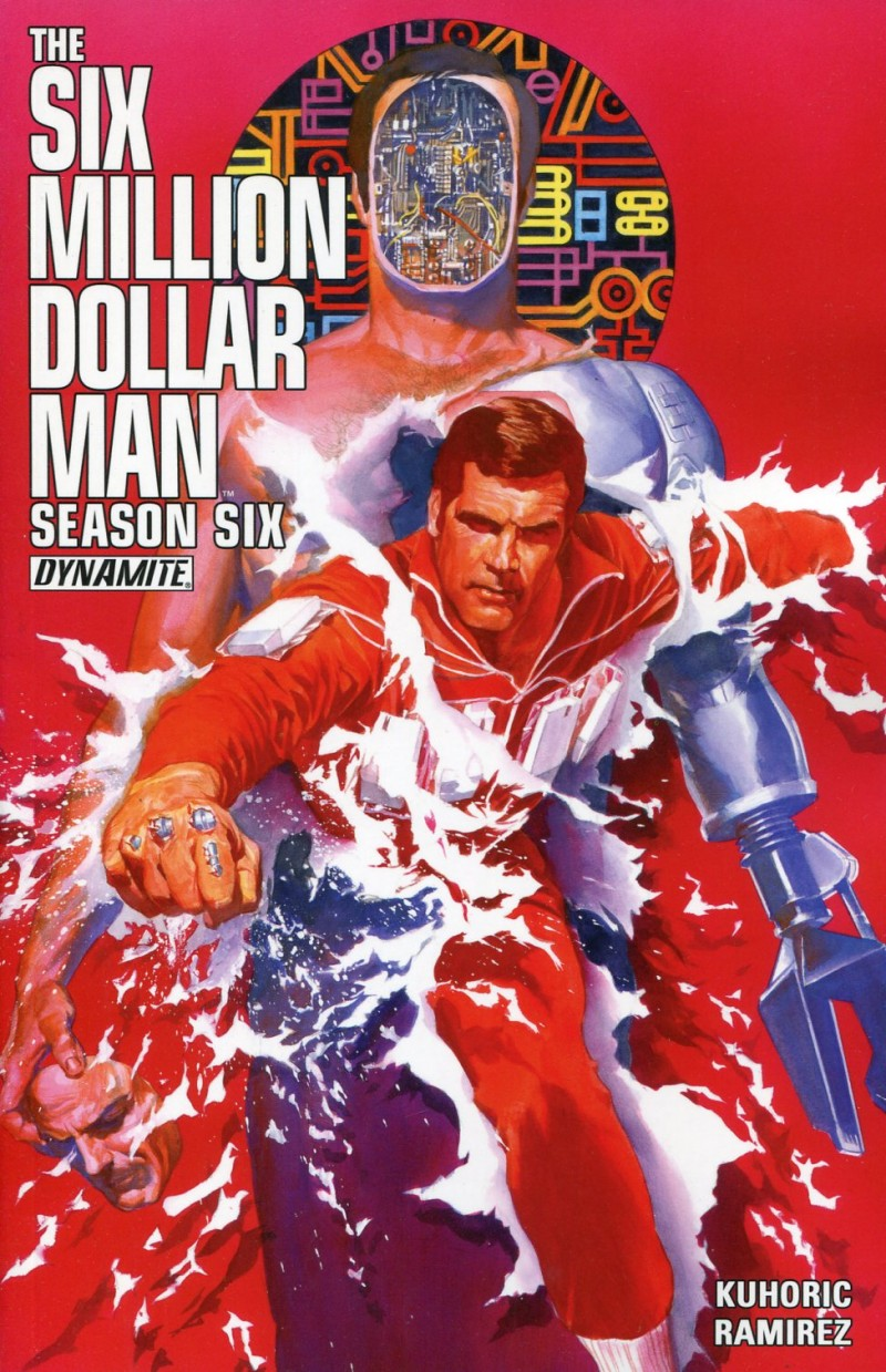 Six Million Dollar Man TP Series 6
