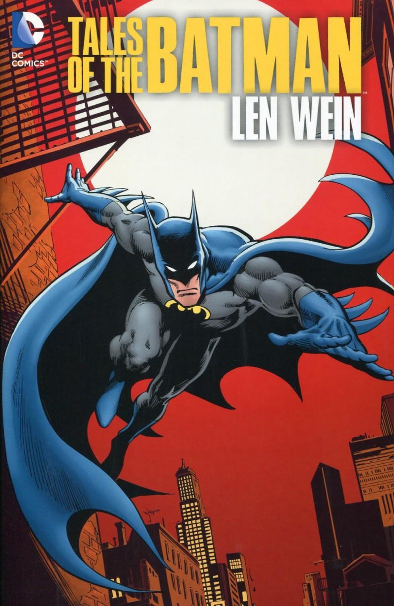 Tales of the Batman HC  Len Wein