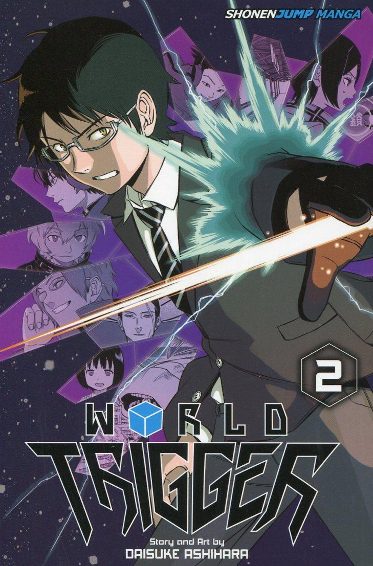 World Trigger GN V2