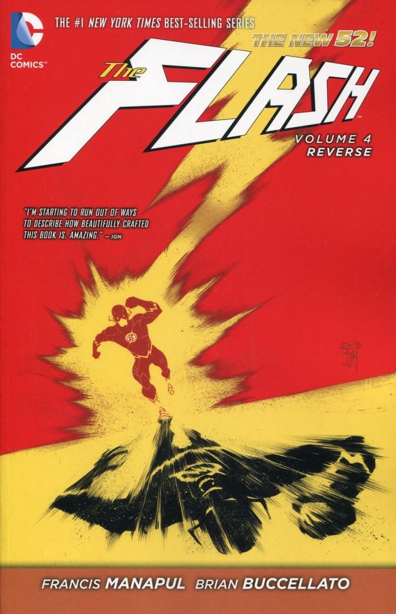 Flash TP New 52 V4  Reverse