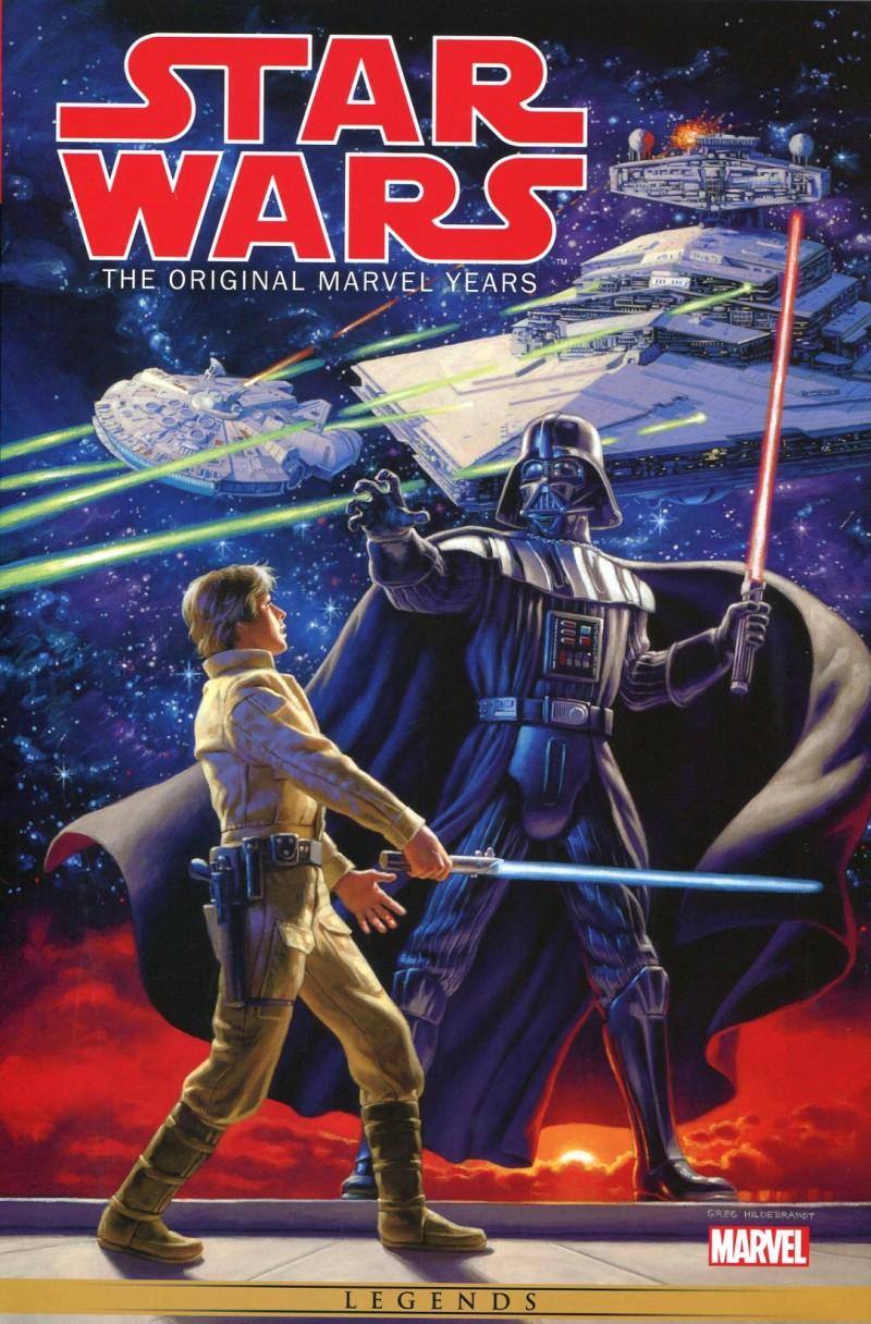 Star Wars HC Marvel Years Omnibus V1