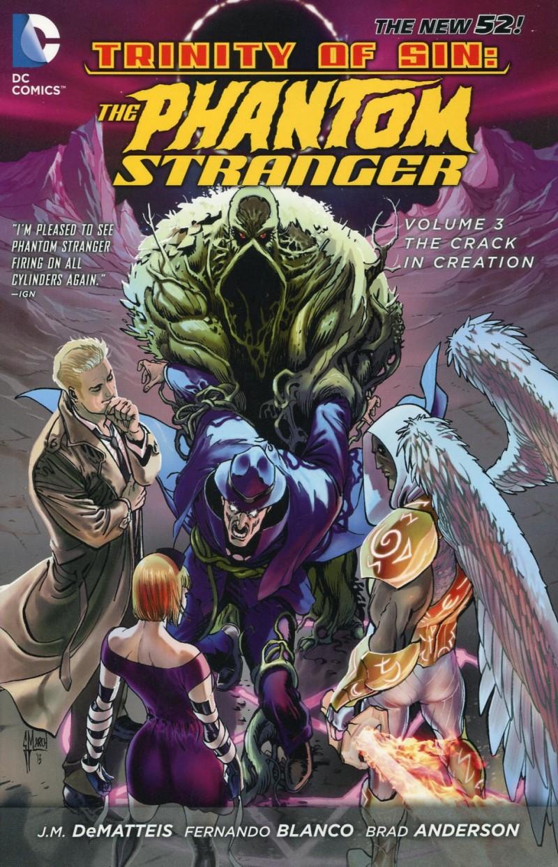 Phantom Stranger TP New 52 V3