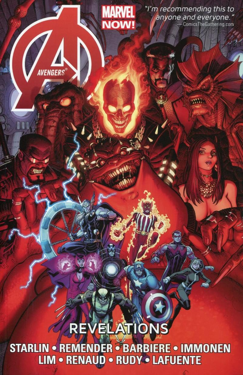 Avengers TP Revelations