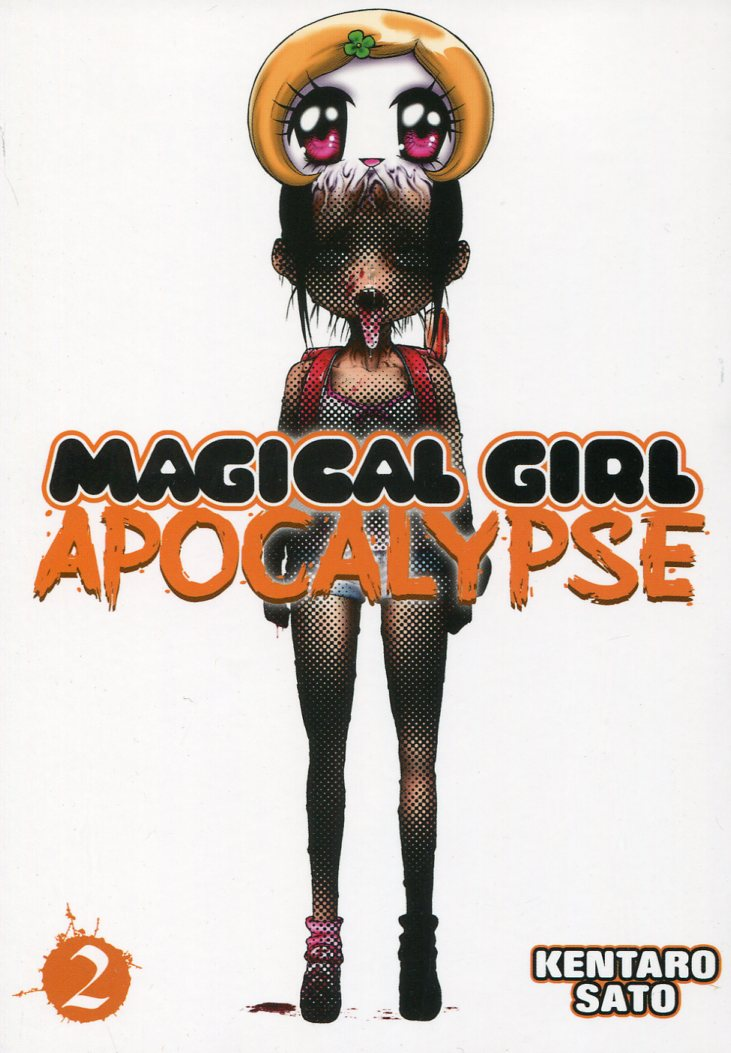 Magical Girl Apocalypse GN V2