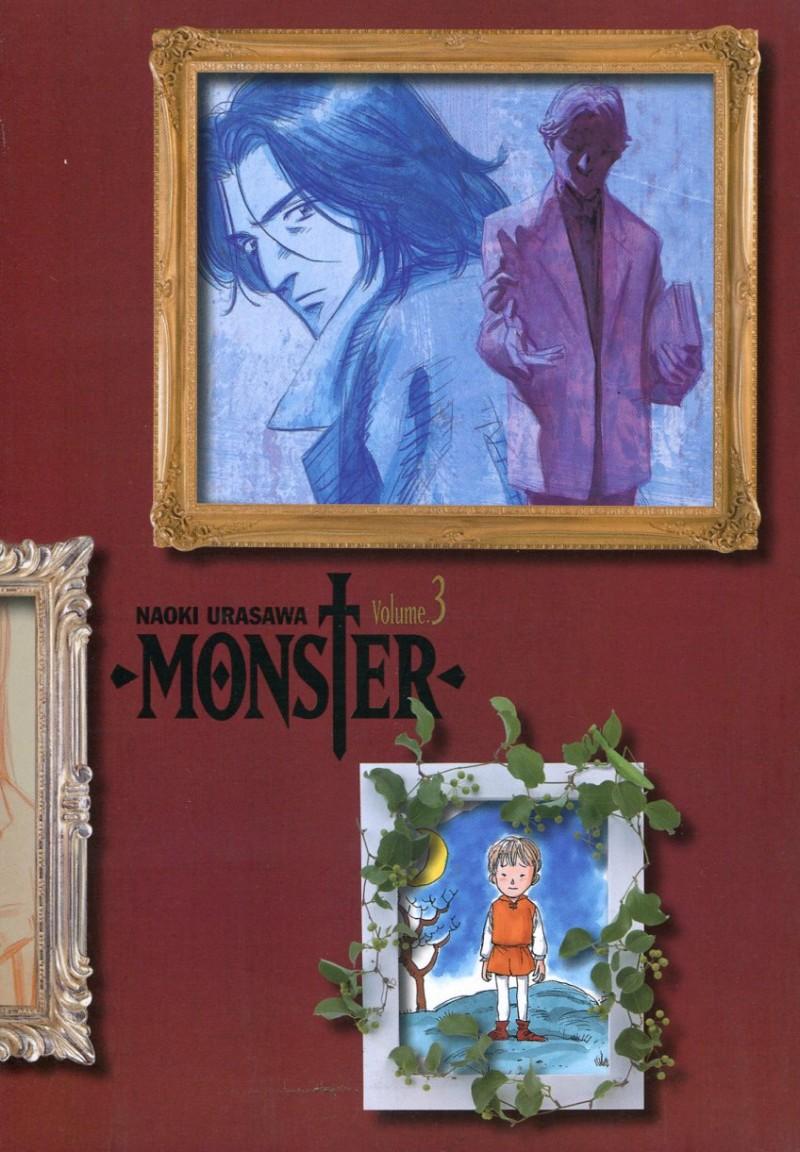 Monster TP V3 Perfect Ed  Urasawa