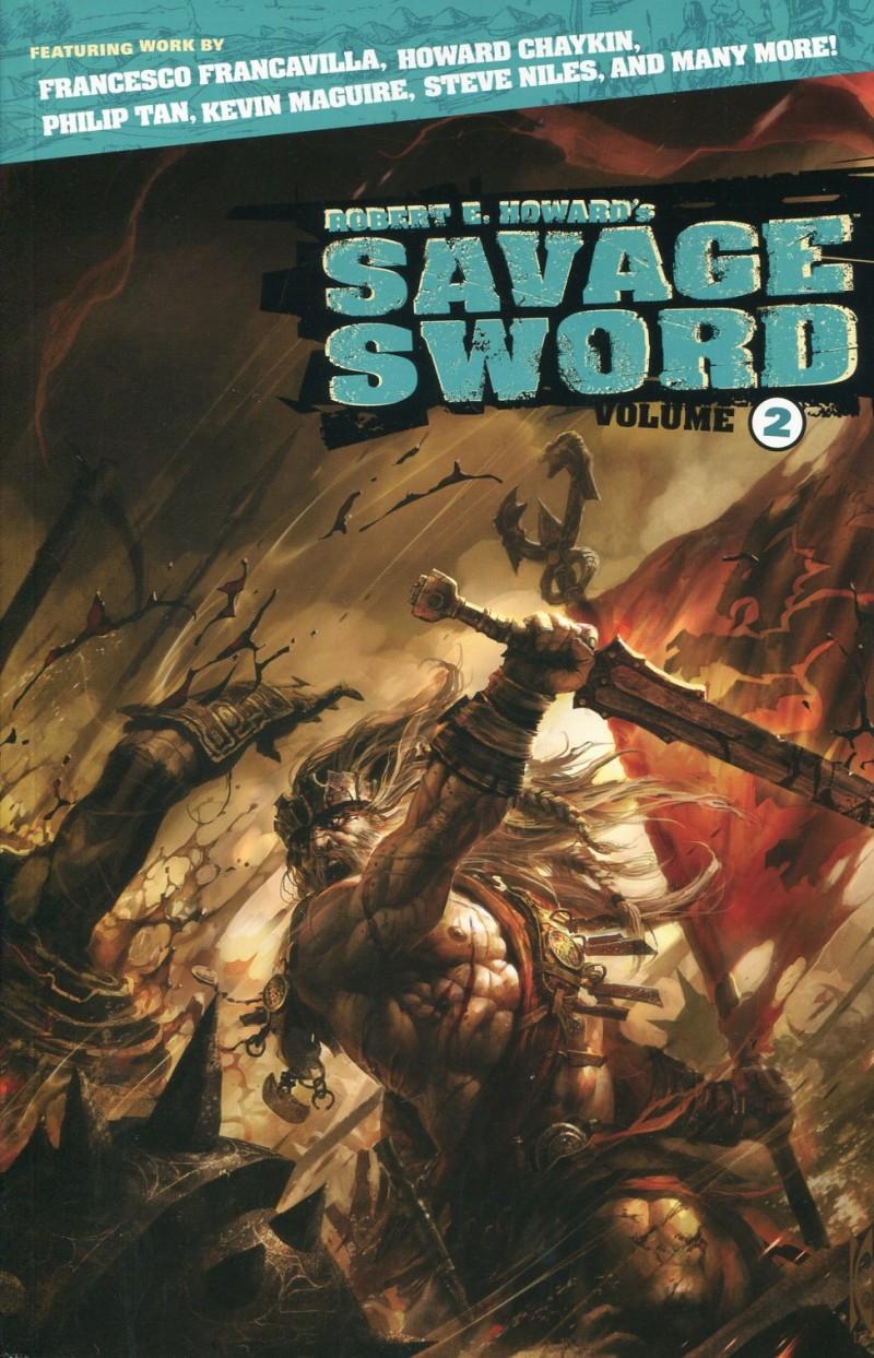 Savage Sword TP V2  Robert E Howards