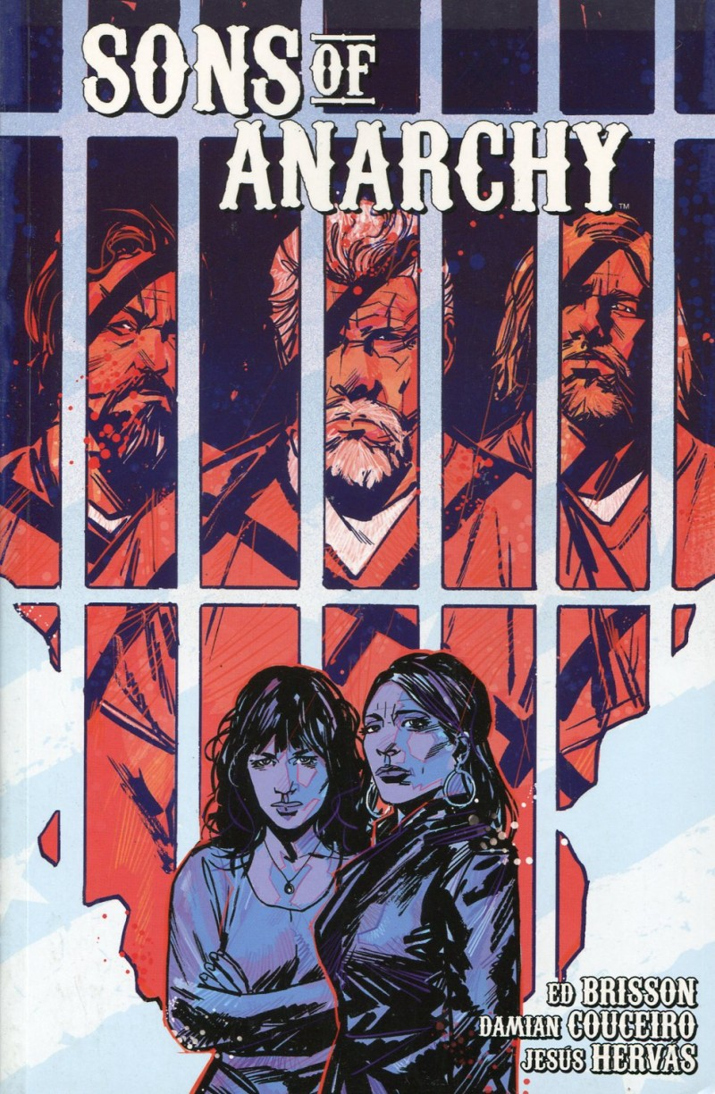 Sons of Anarchy TP V2
