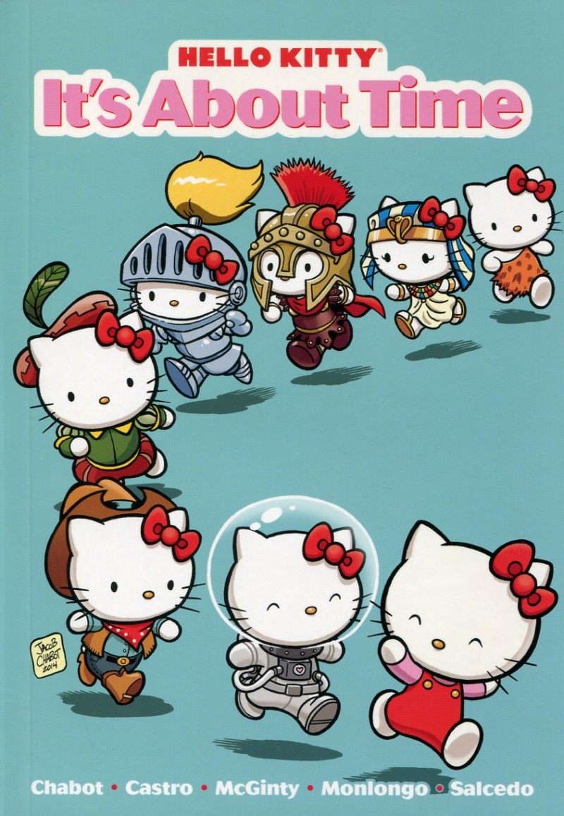 Hello Kitty GN Its About  Time
