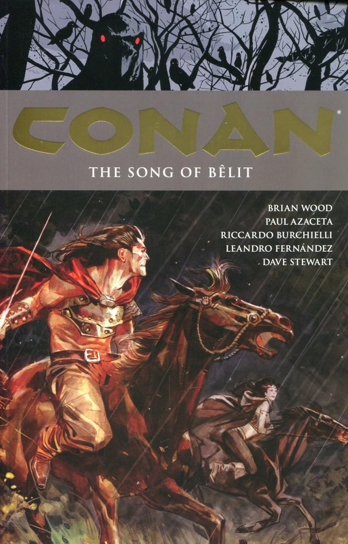 Conan TP V16 The Song of  Belit