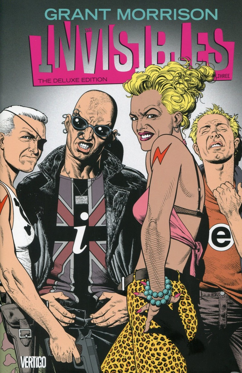 Invisibles HC Book 3  Deluxe Edition