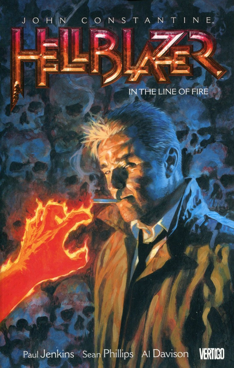 Hellblazer TP New V10 In The Line of Fire