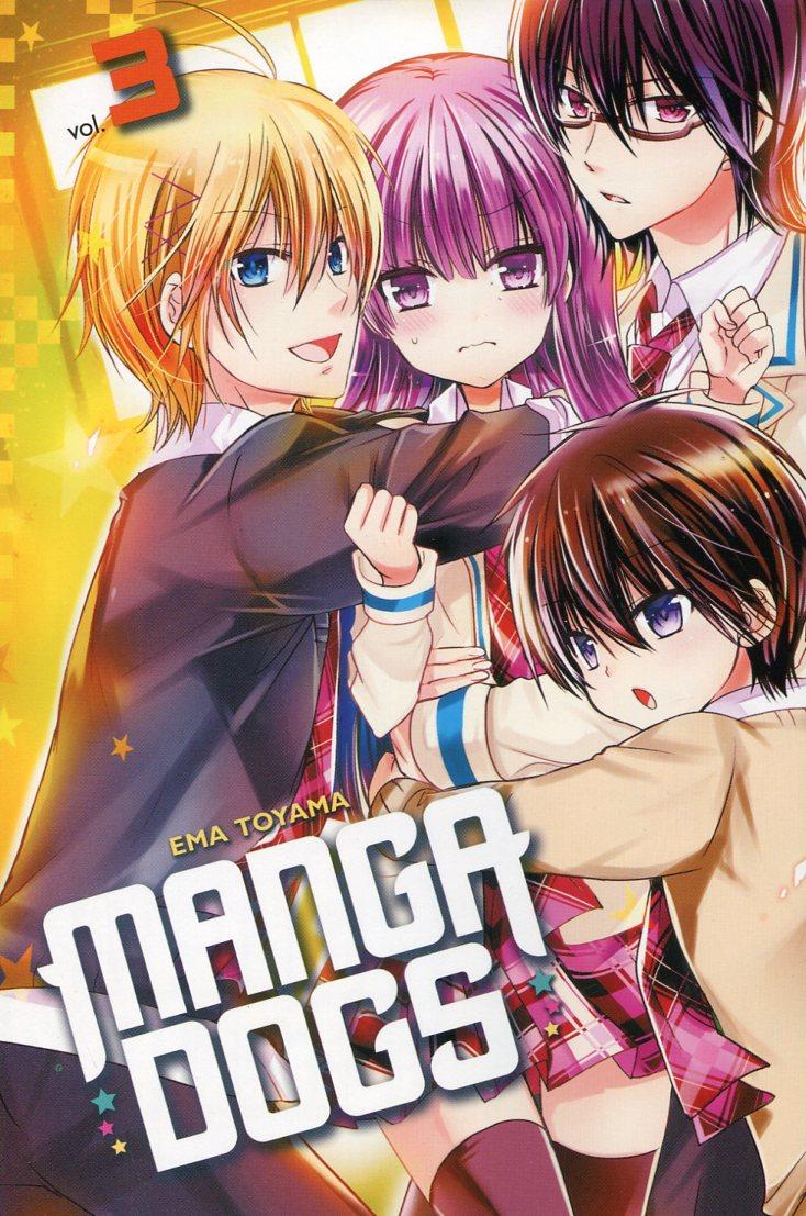 Manga Dogs GN V3