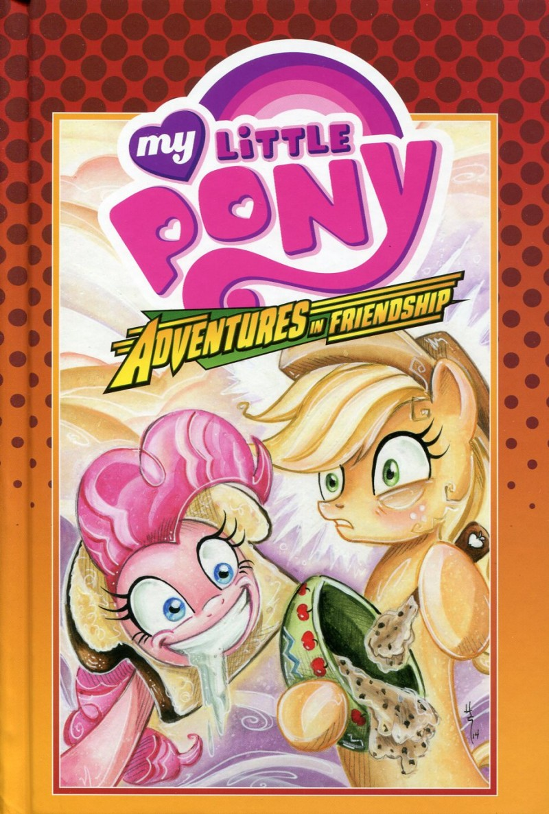 My Little Pony HC V2  Adventures in Friendship