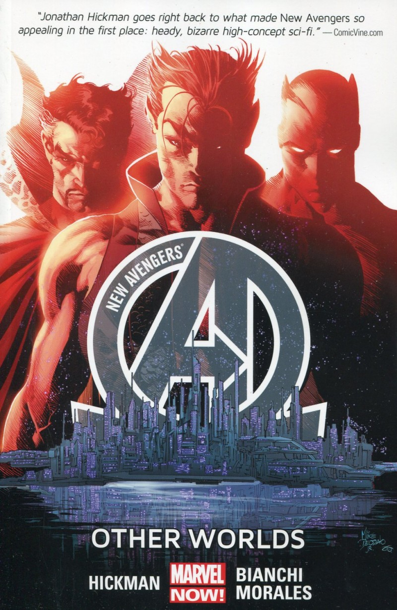 New Avengers TP Now V3  Other Worlds