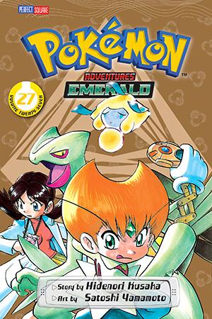 Pokemon GN Adventures V27