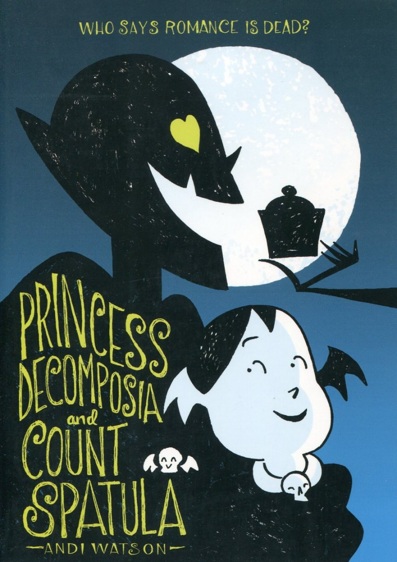 Princess Decomposia and Count Spatula GN