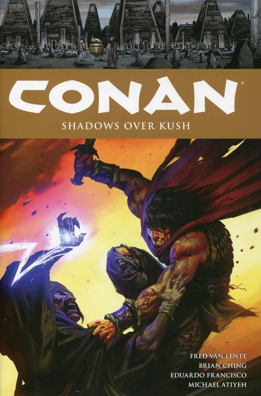 Conan HC V17 Shadows Over Kush