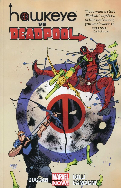 Hawkeye Vs Deadpool TP