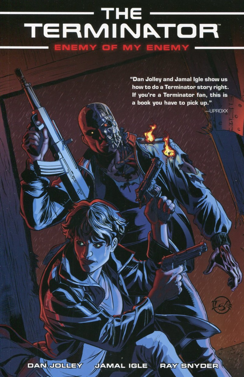 Terminator TP Enemy of My Enemy